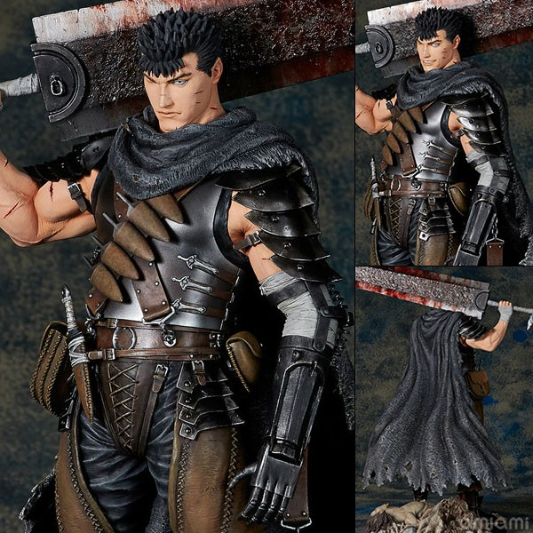 Figurine Guts Statue Black Swordsman
