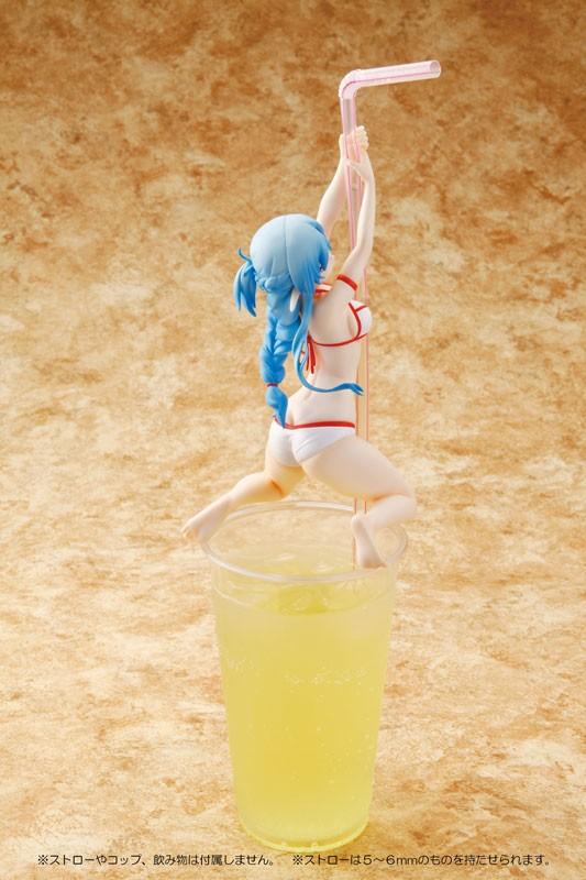 Figurine Asuna Sexy Bikini de Parasol – Sword Art Online II