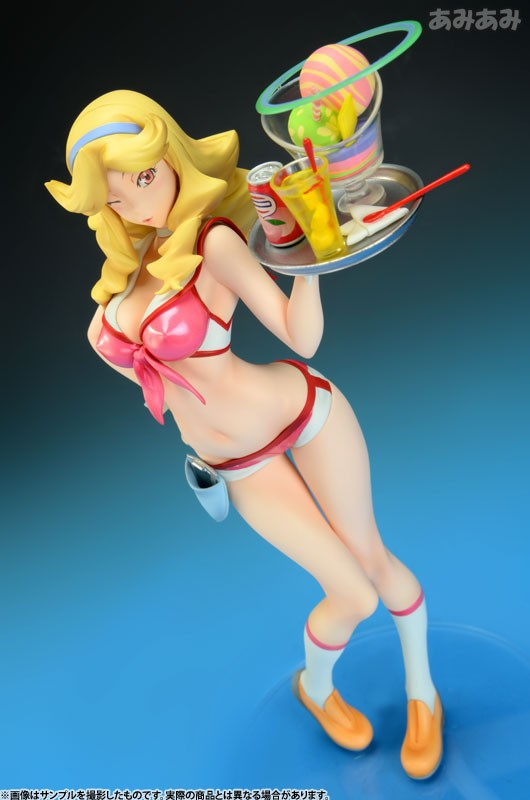 Figurine Honey – Space Dandy