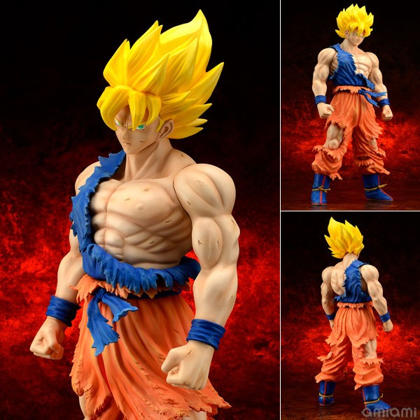 Figurine Super Saiyan Son Goku – Dragon Ball