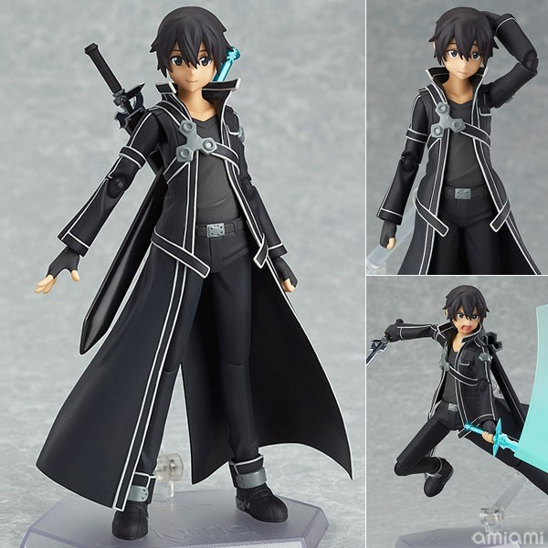 Figurine – Figma Kirito – Sword Art Online