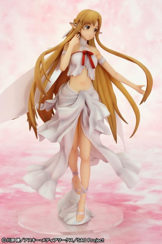 Figurine Asuna Titania  – Sword Art Online