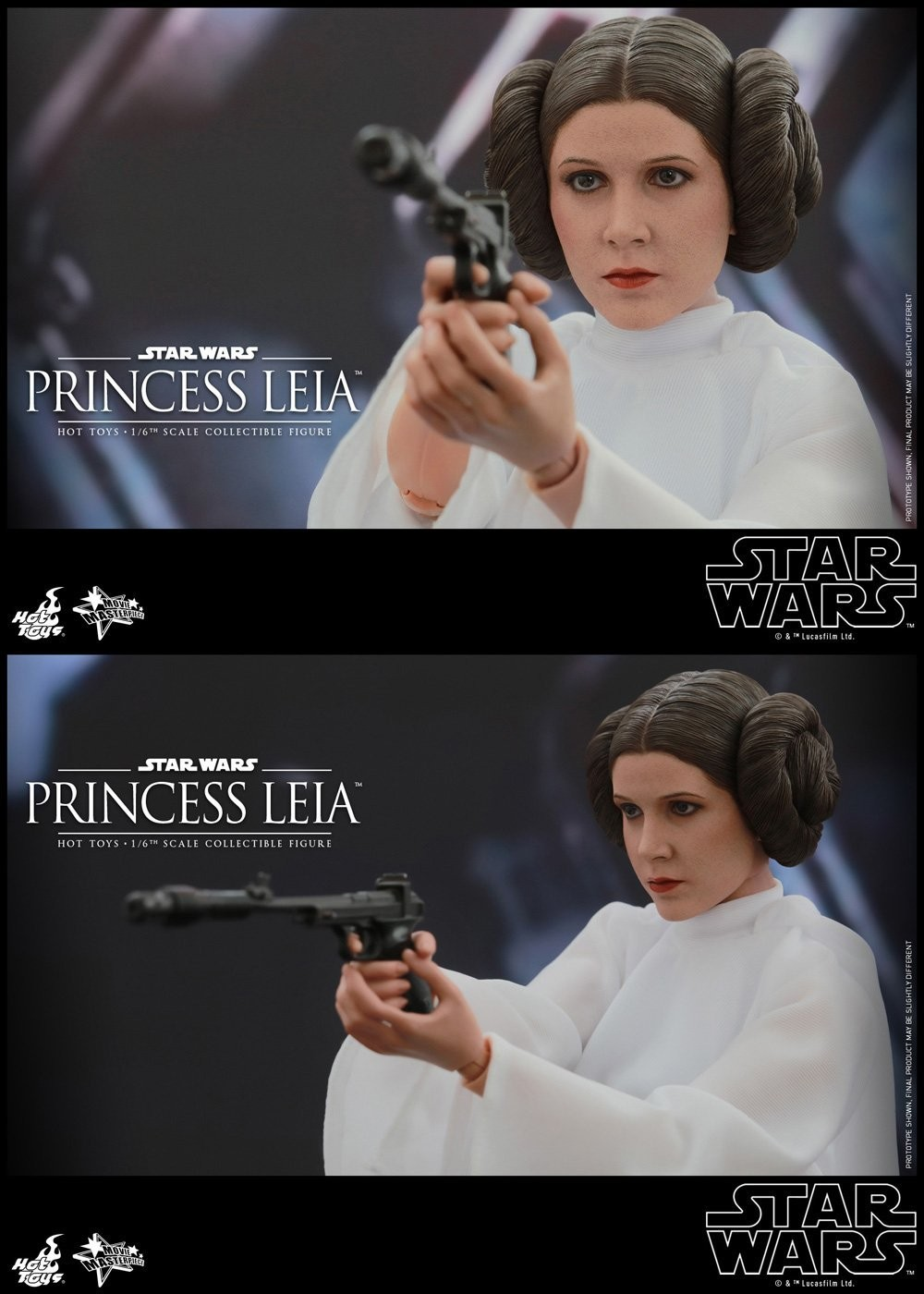Figurine Princesse Leia Organa – Stars Wars