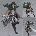 Figurine Figma Levi – Shingeki no Kyojin