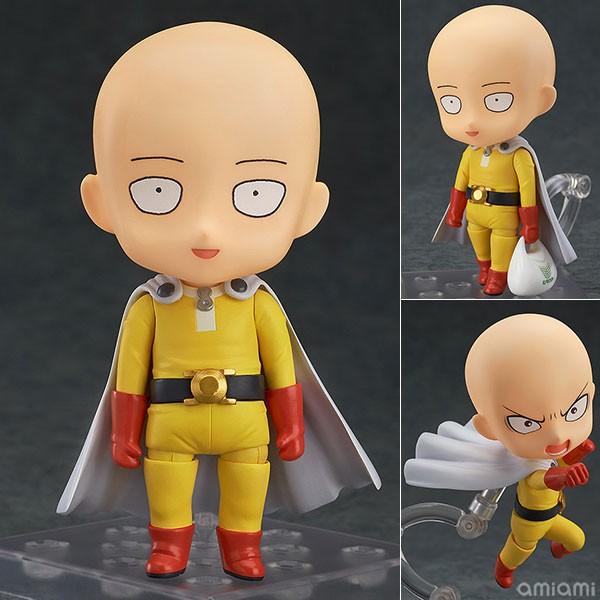 Figurine Saitama : One-Punch Man – Nendoroid