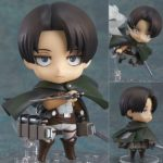 Figurine Levi : Shingeki no Kyojin – Nendoroid
