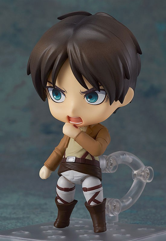 Figurine Eren Yeager : Shingeki no Kyojin – Nendoroid