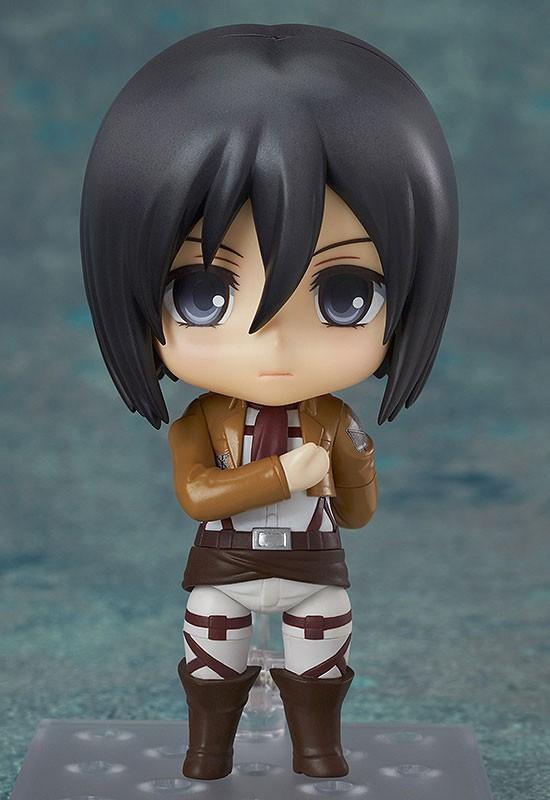 Figurine Mikasa Ackerman : Shingeki no Kyojin – Nendoroid