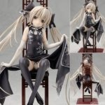 Figurine Kasugano Sora Black Chinese Dress (Release)