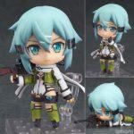 Figurine Sinon : Sword Art Online – Nendoroid