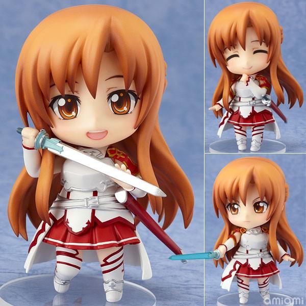 Figurine Asuna : Sword Art Online – Nendoroid