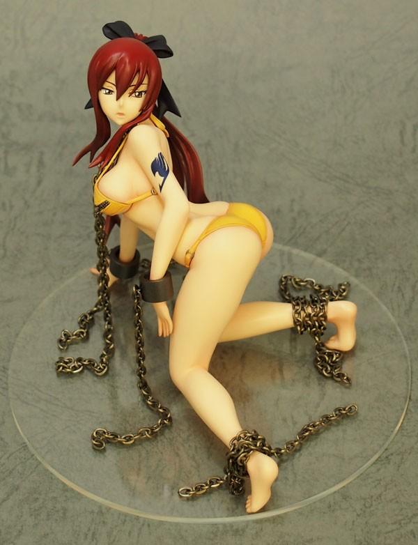 Figurine Erza Scarlet Swimsuit – Fairy Tail