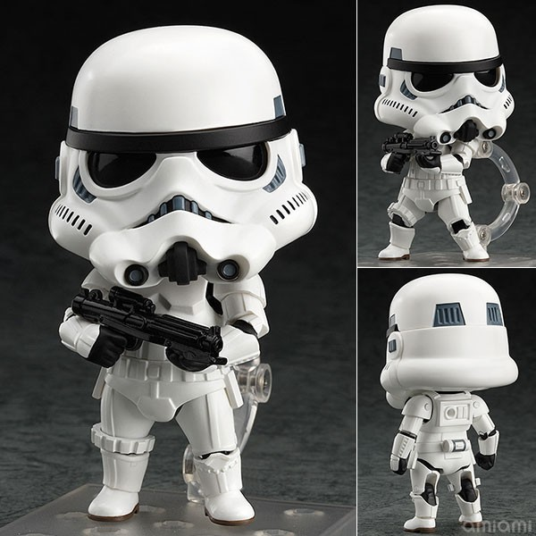 Figurine Stormtrooper : Star Wars – Nendoroid