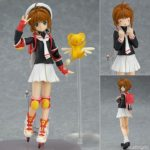Figurine Figma Kinomoto Sakura School Uniform