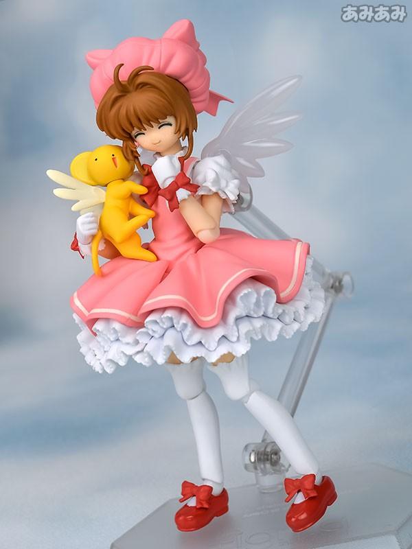 Figurine Cardcaptor  Figma Kinomoto Sakura