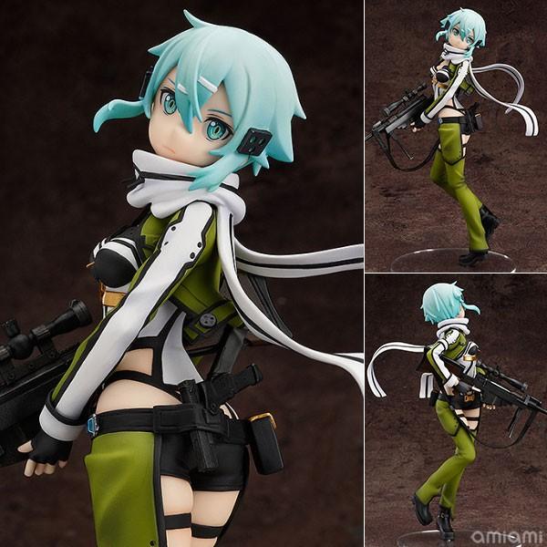 Figurine Sinon – Sword Art Online