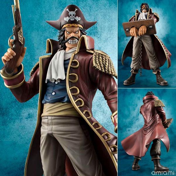 Figurine Portrait of Pirates NEO-DX Gol D. Roger