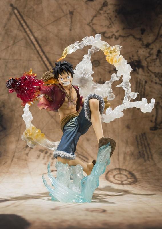Figurine Monkey D. Luffy Battle ver – One Piece