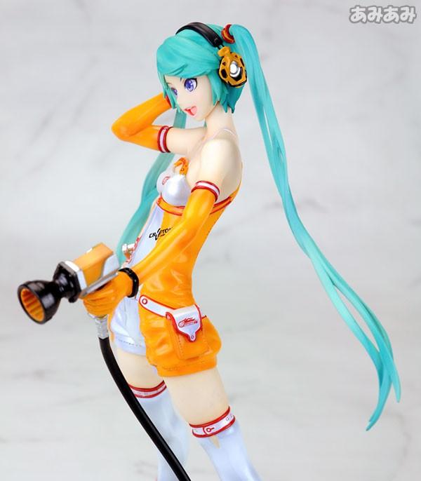 Figurine Miku Hatsune Racing 2010