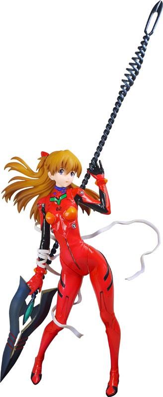 Figurine Souryuu Asuka Langley