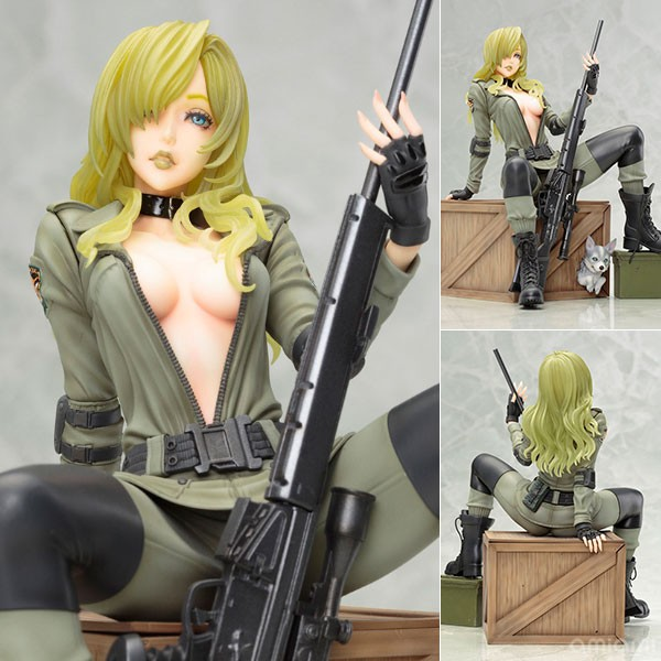 Figurine Sniper Wolf