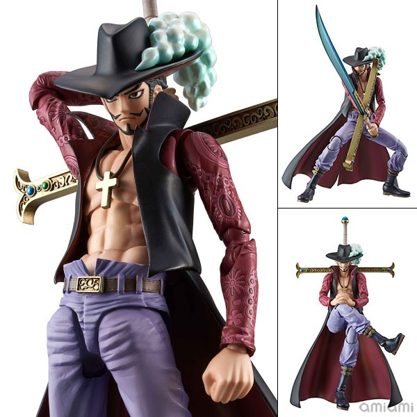 Figurine Dracule Mihawk – Portrait Of Pirates DX