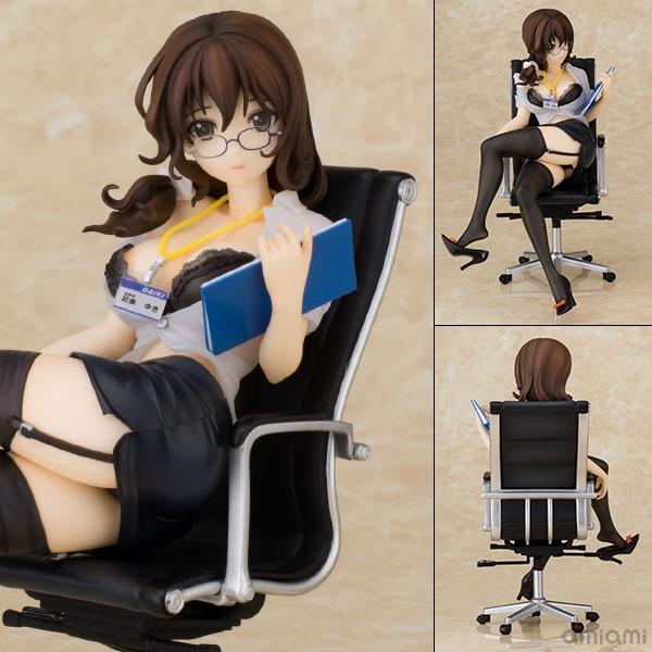 Figurine Secretarial Section Hatsumi Yuki