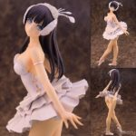 Figurine White Odet T2 Art Girls