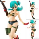 Figurine Army Bulma – Dragon Ball