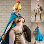 "Figurine Portrait.Of.Pirates ONE PIECE ""Sailing Again"" Gladiator Rebecca"