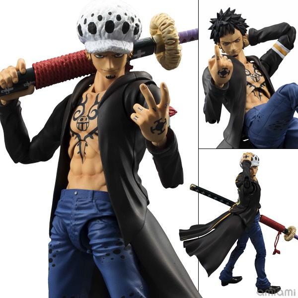 Figurine Trafalgar D. Water Law – One Piece