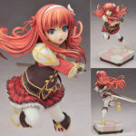 Figurine Alisia Heart – Dungeon Travelers 2: Ouritsu Toshokan to Mamono no Fuuin