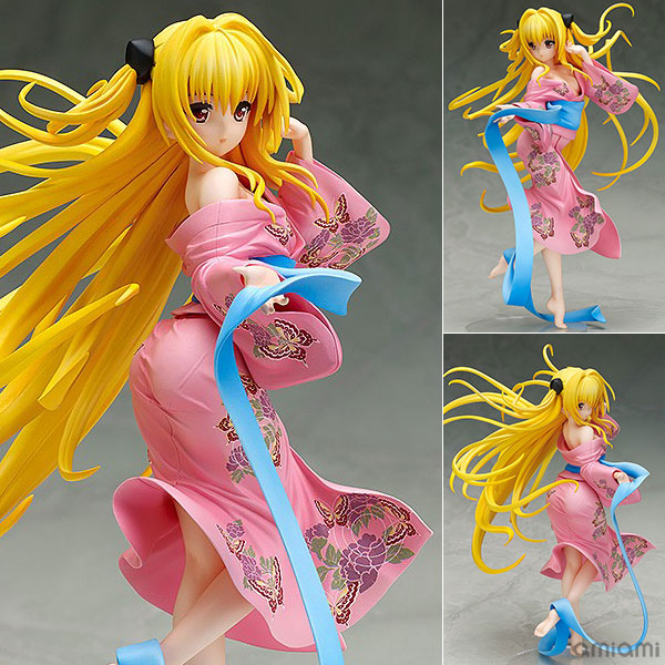 Figurine Konjiki no Yami (Golden Darkness) – To Love-Ru Darkness