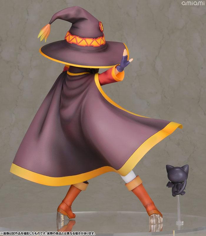 Figurine Megumin (Chomusuke) – Kono Subarashii Sekai ni Shukufuku o!