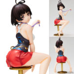 Figurine Mumei – Kabaneri of the Iron Fortress