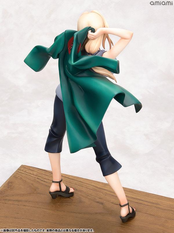 Figurine Tsunade (5ieme Hokage) – Naruto Shippuden