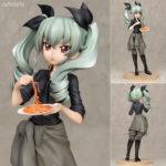 Figurine Chiyomi Anzai (Anchovy) – Girls und Panzer