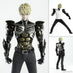 Figurine articulée de Genos – One Punch Man