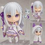 Figurine Emilia et Puck – Re:Zero kara Hajimeru Isekai Seikatsu