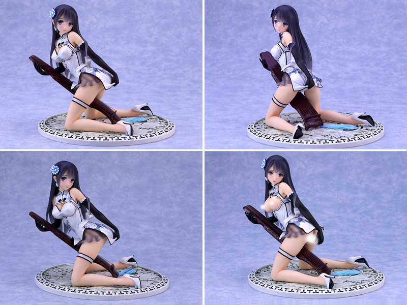 Figurine Ping-Yi (Limited + Exclusive)