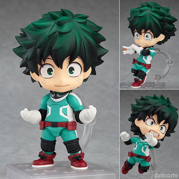 Figurine Izuku Midoriya – My Hero Academia (Boku no Hero Academia)