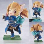 Figurine Silica & Pina – Sword Art Online II
