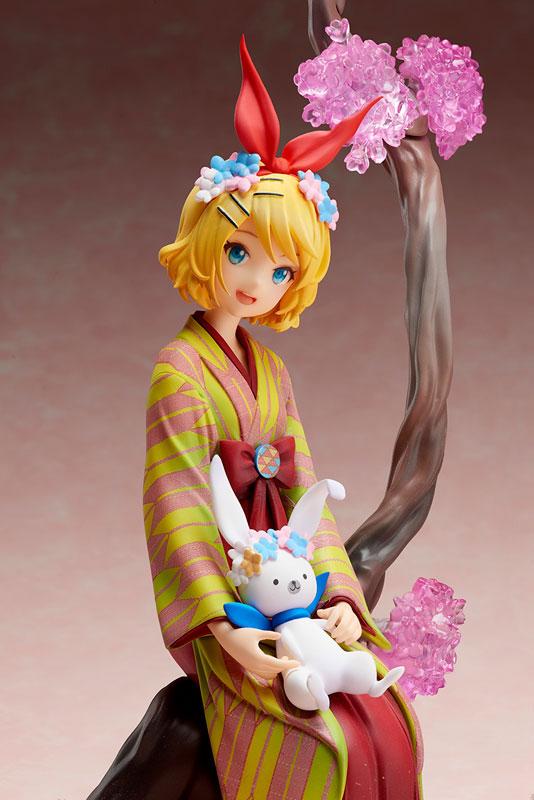 Figurine Kagamine Rin, Rabbit Yukine – Vocaloid