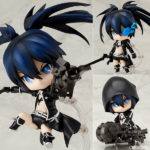 Figurine Black rock shooter
