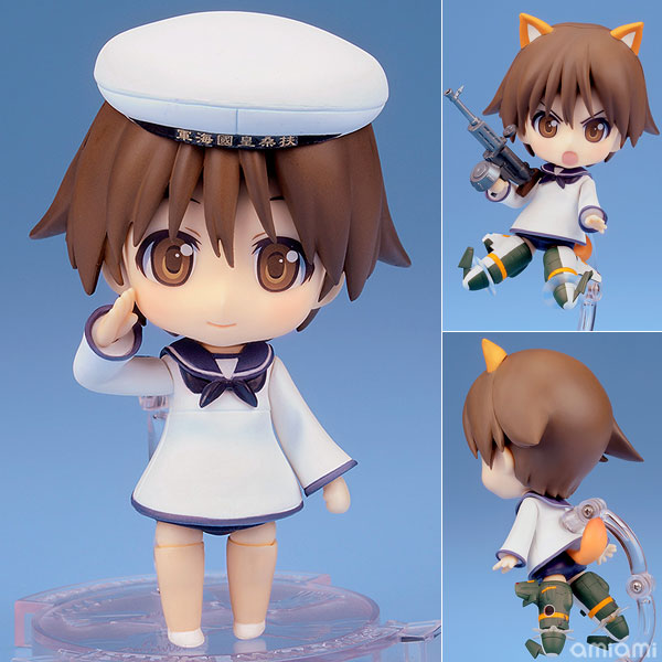 Figurine Nendoroid Yoshika Miyafuji – Strike Witches 2