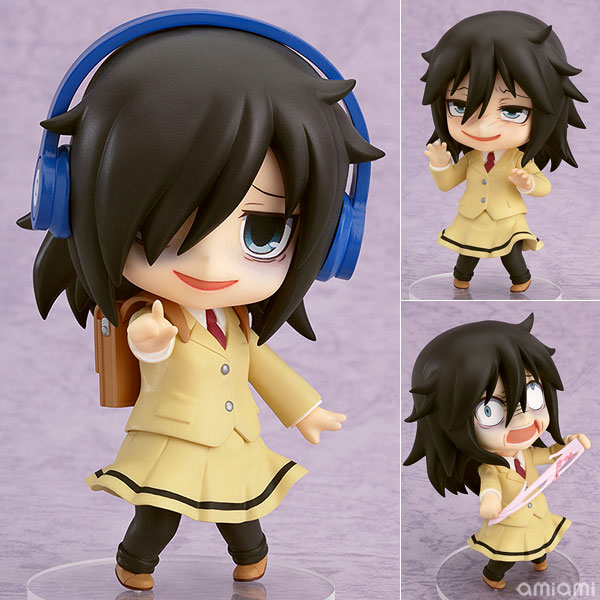 Figurine Tomoko Kuroki – Watashi ga Motenai no wa Dou Kangaete mo Omaera ga Warui!