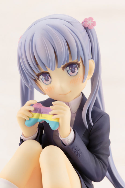 Figurine Aoba Suzukaze – New Game!