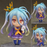 Figurine Nendoroid Shiro – No Game No Life