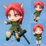 Figurine Nendoroid Minna Dietlinde Wilcke – Strike Witches 2
