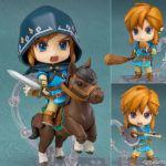 Figurine Nendoroid Link – Zelda no Densetsu: Breath of the Wild